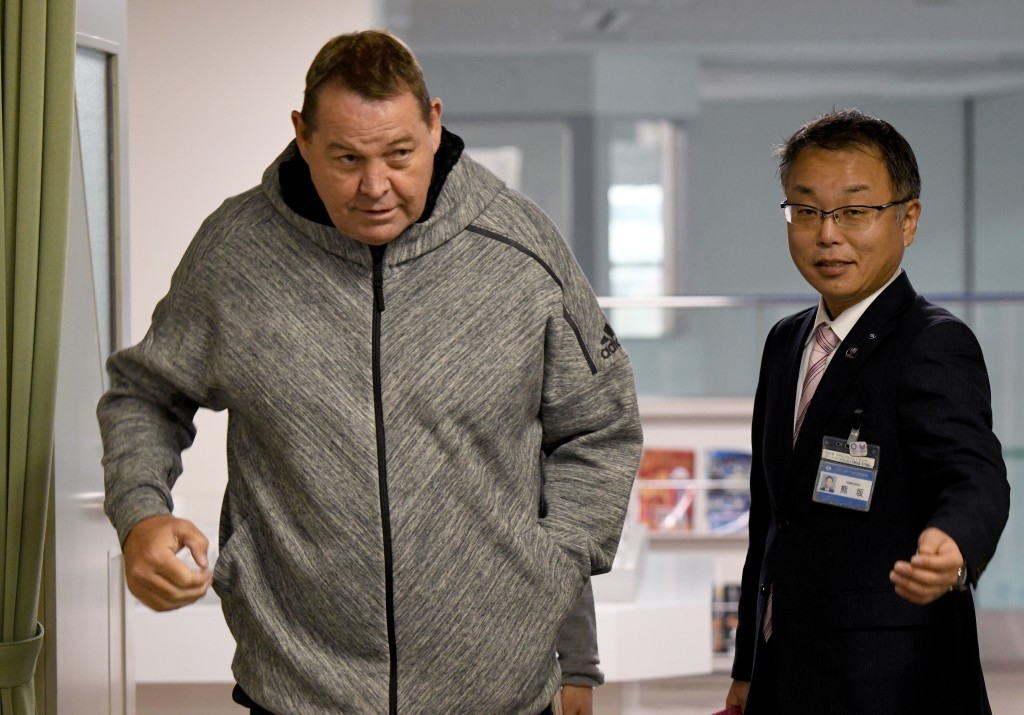 Steve Hansen may be looking for a quick exit if it all goes wrong in Yokohama.
