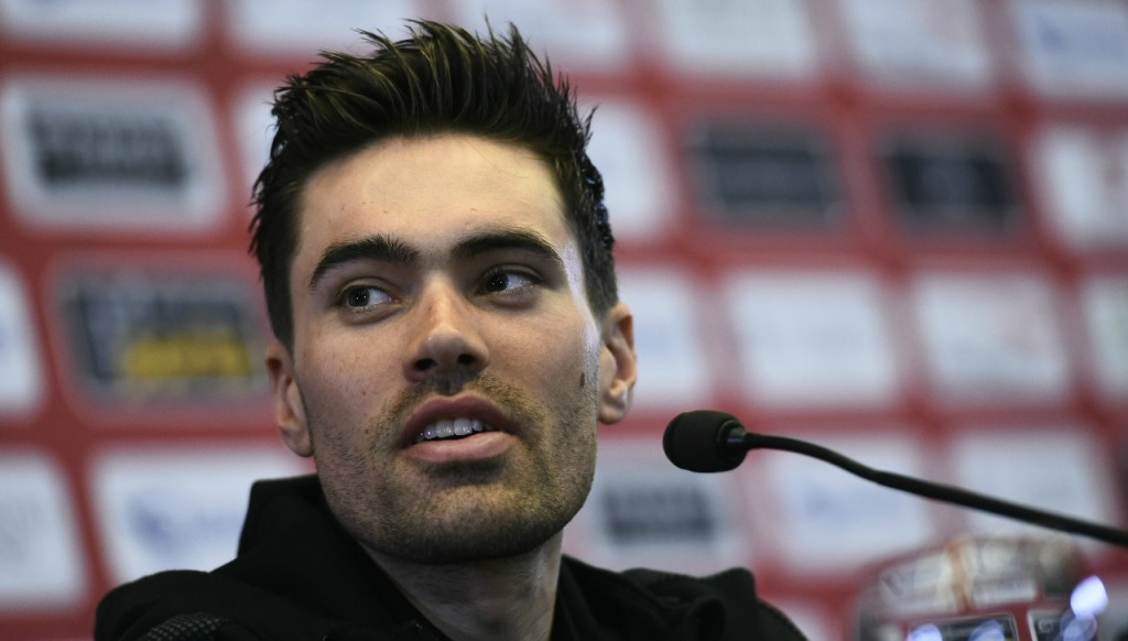 Tom Dumoulin could have a big say in the remaining two days of the Tour.