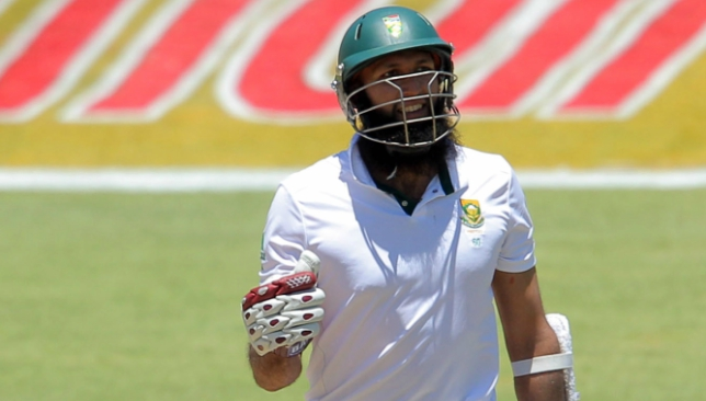 Nothing seems to faze Amla.