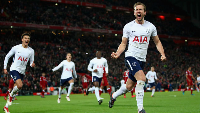 Liverpool 2-2 Tottenham