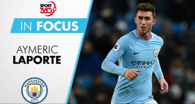 Analysis of aymeric laporte s performance during man city for Laporte city