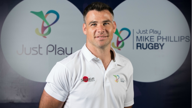 Mike is now leading the coaching at the Mike Phillips Rugby Academy in Dubai.