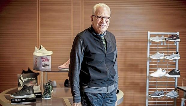 Sketchers Managing Partner: Marvin Bernstein