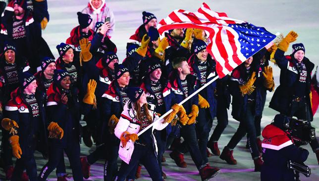 United States team