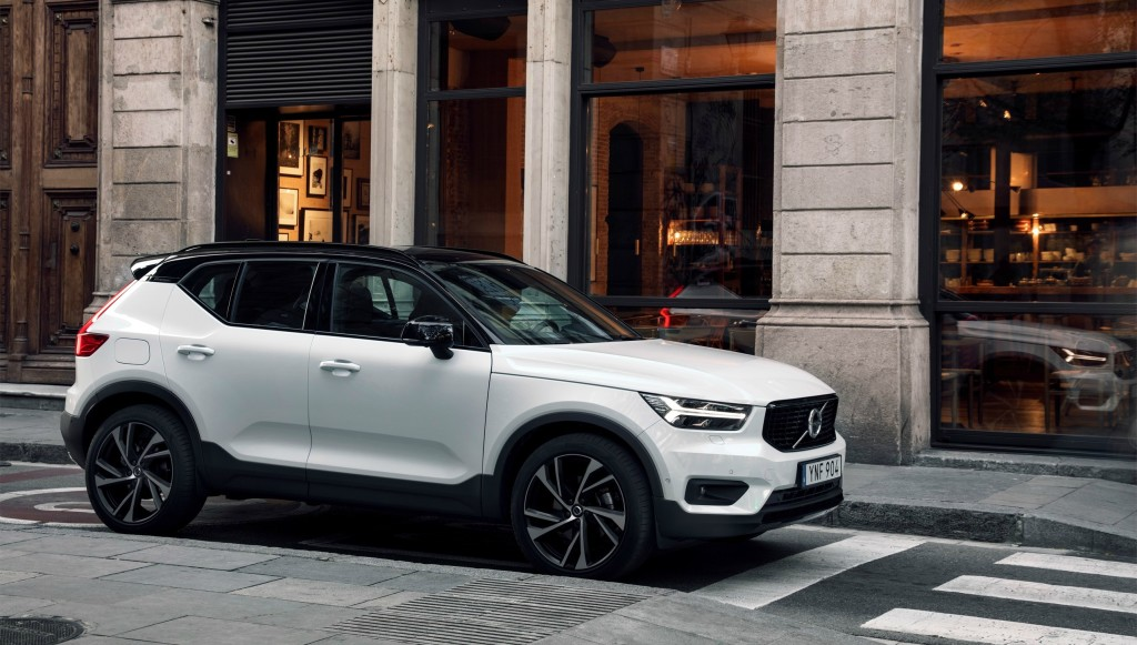All new: Volvo XC40