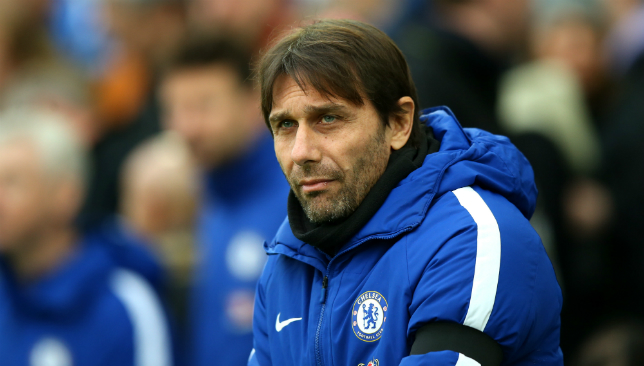 Conte: Rudiger could face Barcelona