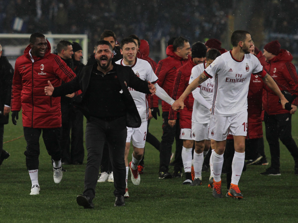 Gattuso's leadership has galvanised AC Milan