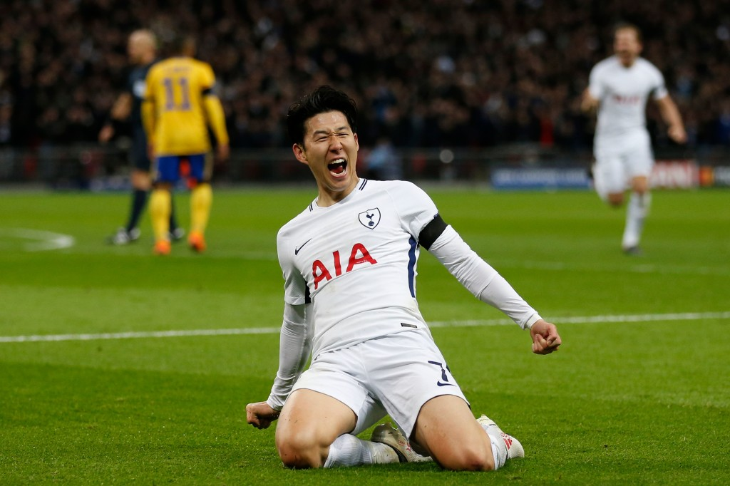 Son Heung-min had given Spurs what looked like a decisive lead.