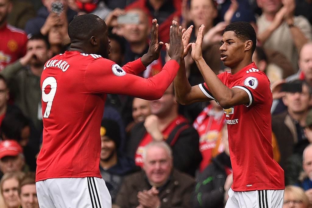 Rashford's understanding with Lukaku was crucial to United's win