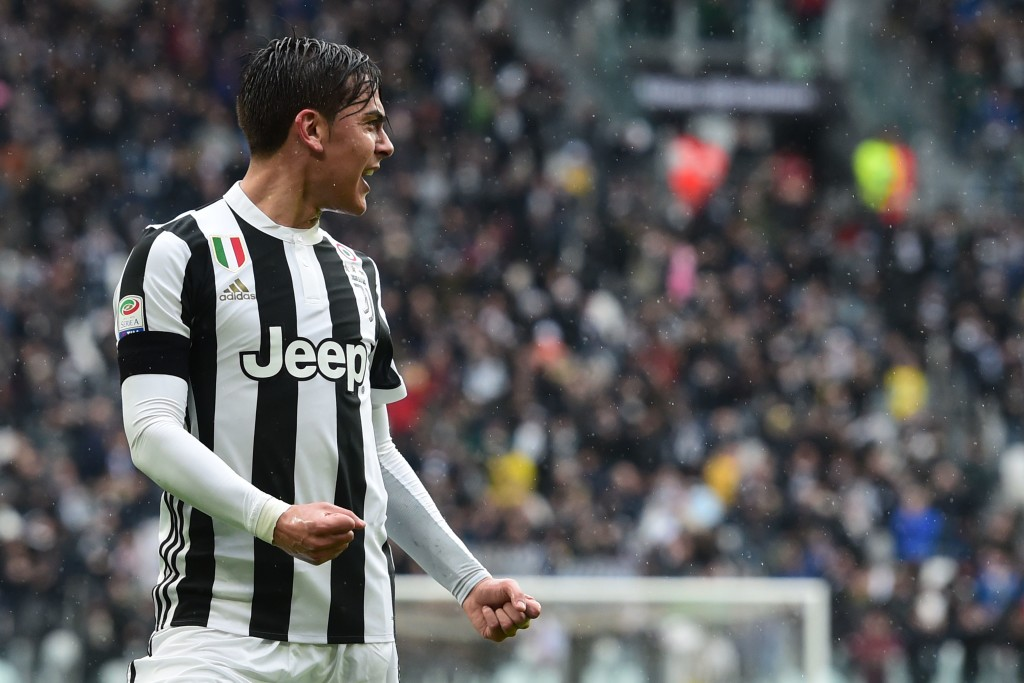 Dybala is back to his best after a dip in form earlier this season.