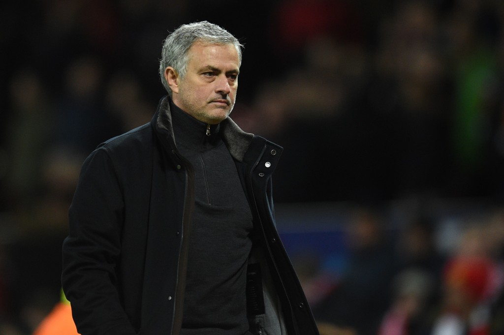 Jose Mourinho was in a prickly mood after Tuesday's loss.