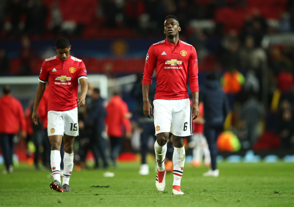 The loss was arguably United's most disappointing this season.