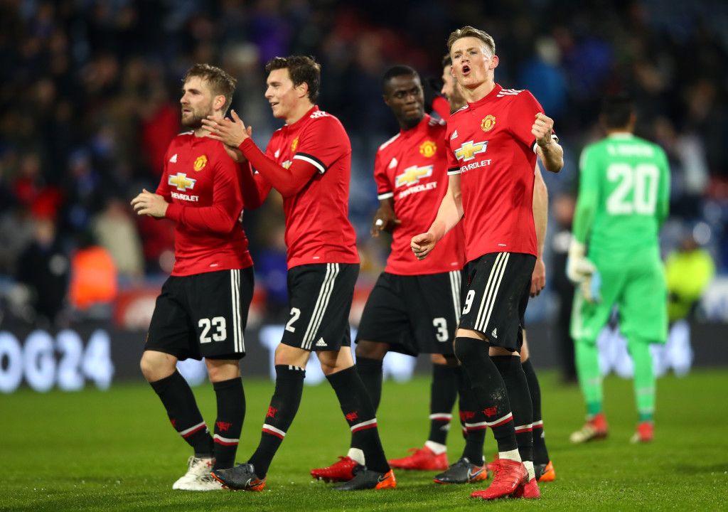 The FA Cup is now United's only realistic shot at silverware.