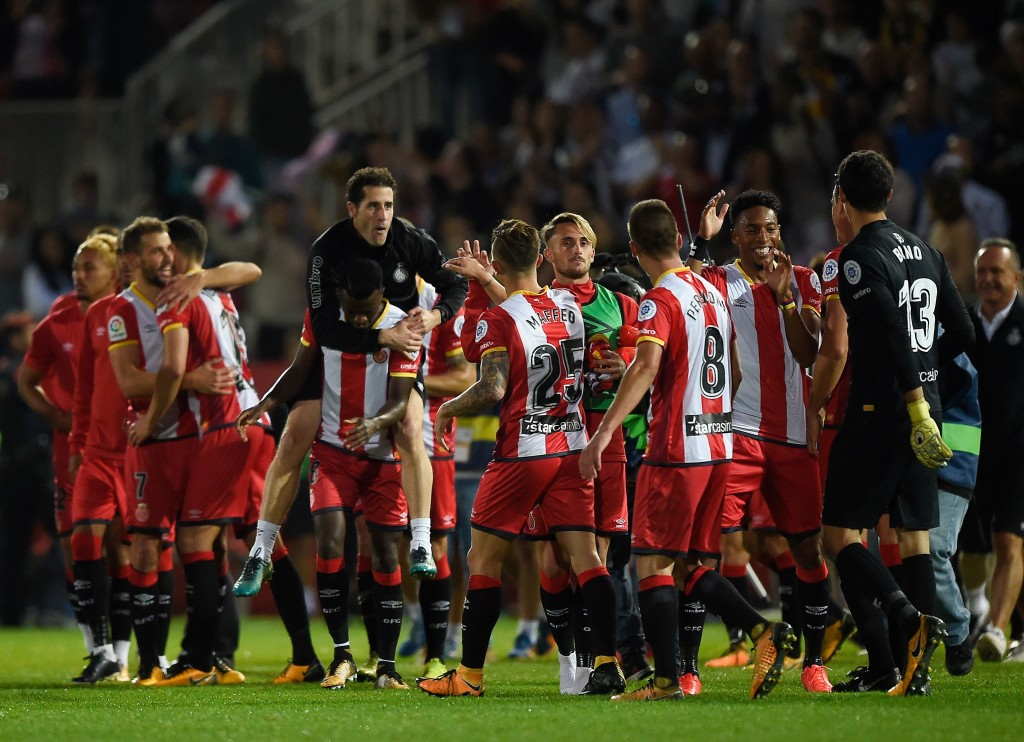 Girona's win over Real Madrid was the biggest result in their history.