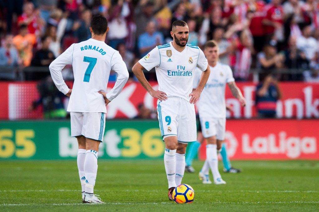 Madrid's loss to Girona is when their season turned into a crisis.