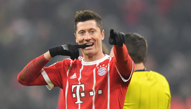 0319 Robert Lewandowski