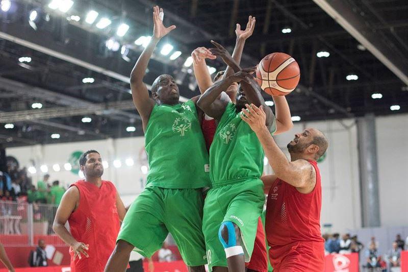 Saudi Arabia pulled away in the fourth quarter.
