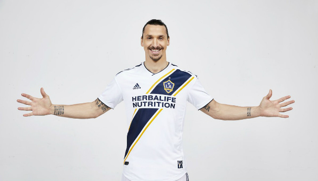 Ibrahimovic available for Saturday's LA derby, will train with Galaxy on Friday