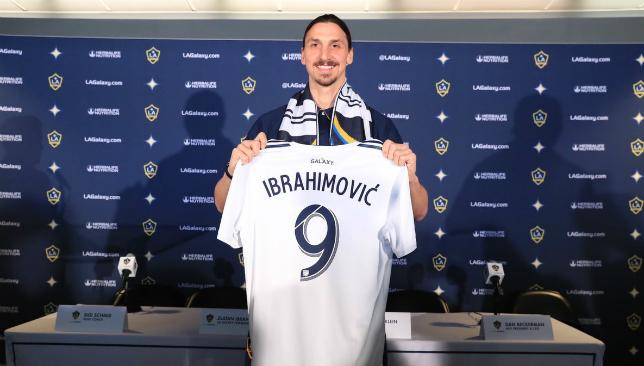 Zlatan Ibrahimovic scores wonder goal minutes after making his LA Galaxy debut