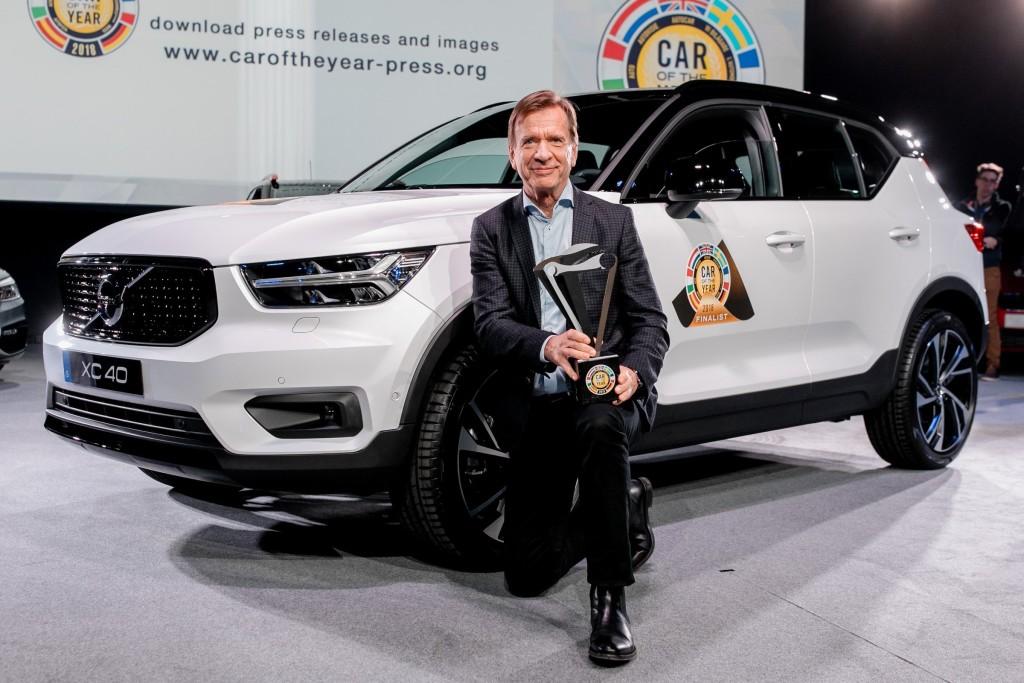 Volvo Car Group President: CEO Håkan Samuelsson