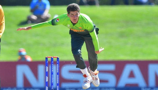 Afridi had risen to prominence in the ICC U19 World Cup.