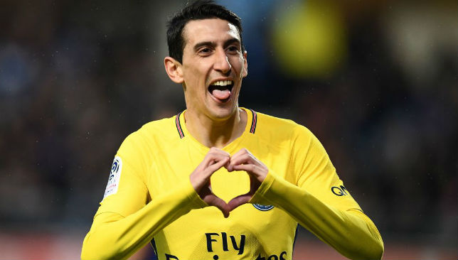 Time for a change? Angel Di Maria.