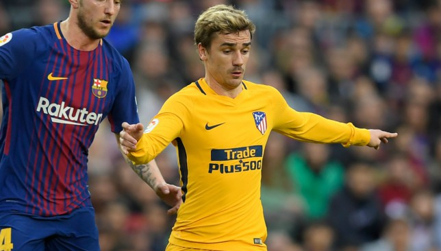 The chase continues: Griezmann and Barcelona.