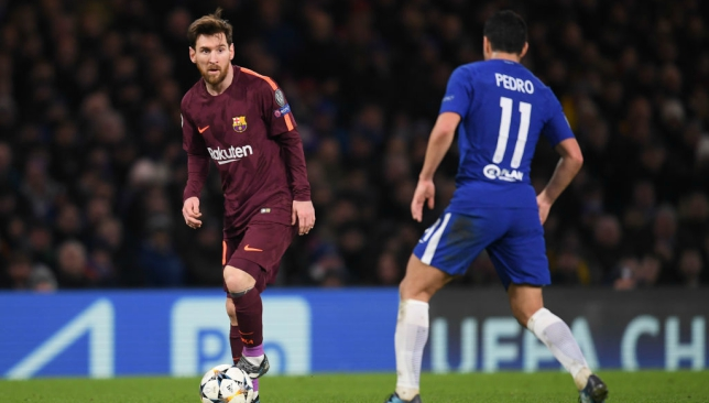 Chelsea boss Antonio Conte: Barcelona clash all about our character