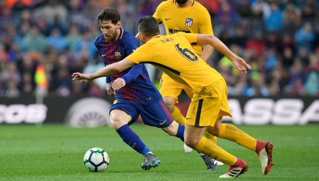 Messi out of squad for personal reasons
