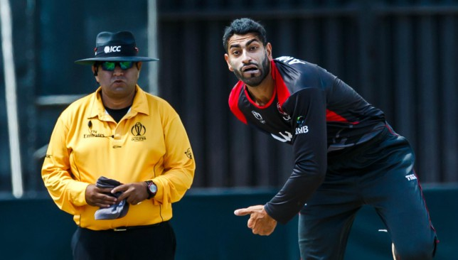 Stirling-Porterfield record stand razes UAE