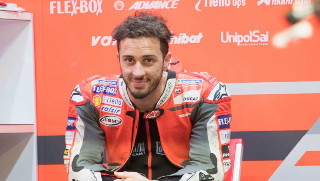 Not settling for second: Andrea Dovizioso