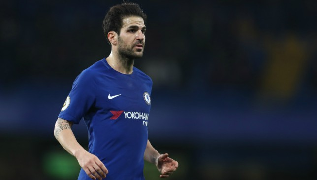 Chance for Fabregas to impress against old club.
