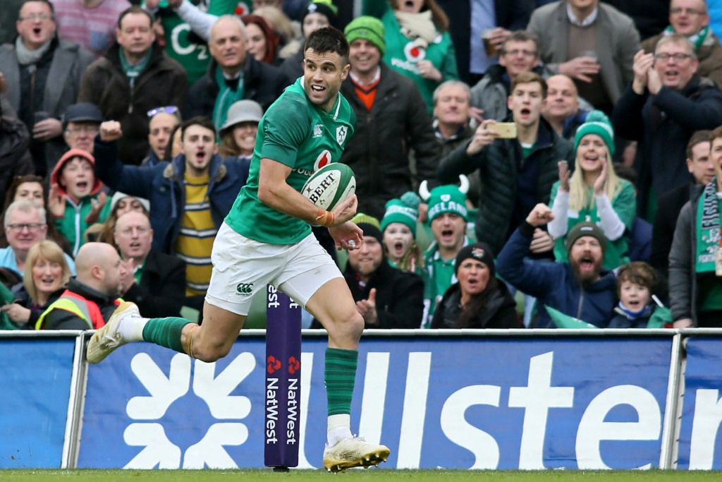 Conor Murray has been superb for Ireland