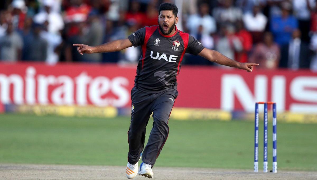 Cricket news: UAE captain Rohan Mustafa hails stunning victory over Zimbabwe - Article - Sport360