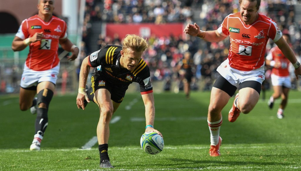 Damian McKenzie has been superb for the Chiefs