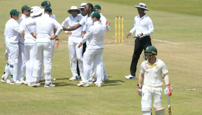 Kagiso Rabada: South Africa paceman charged after clash with Steve Smith