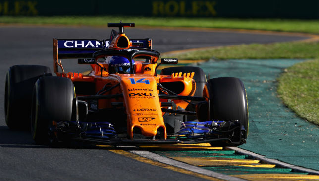 Fernando Alonso of Spain 1