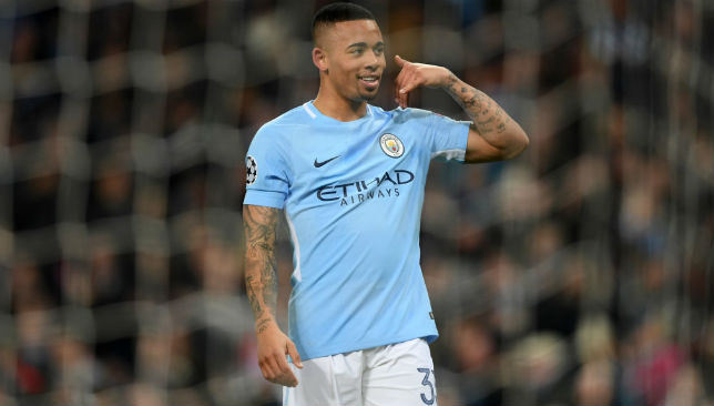 Gabriel Jesus will answer the call for Man City with Sergio Aguero out.