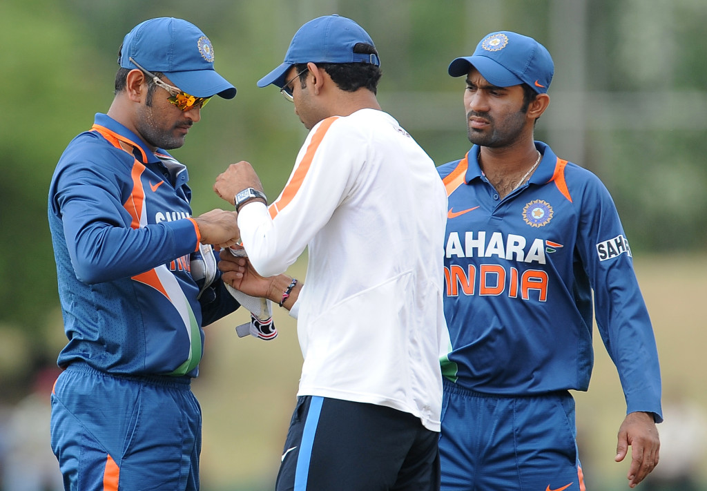 Karthik has been under Dhoni's shadow for much of his career.