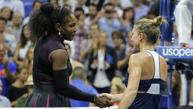 Halep into quarters, Venus advances