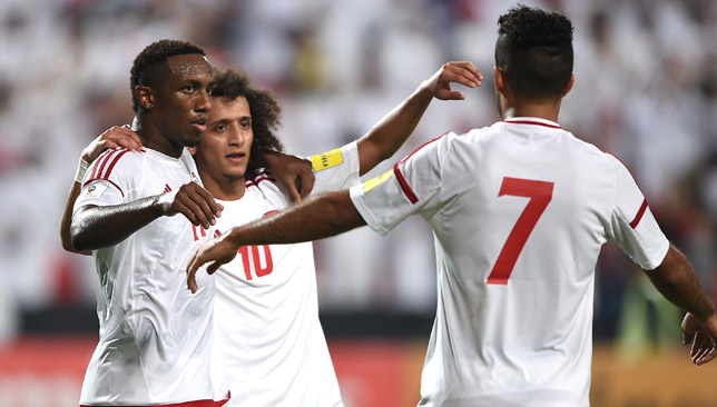 The UAE will hope to emulate the side that reached the final the last time the country hosted the tournament in 1996.