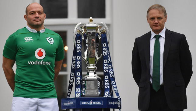 Ireland secures Six Nations title as England loses to France