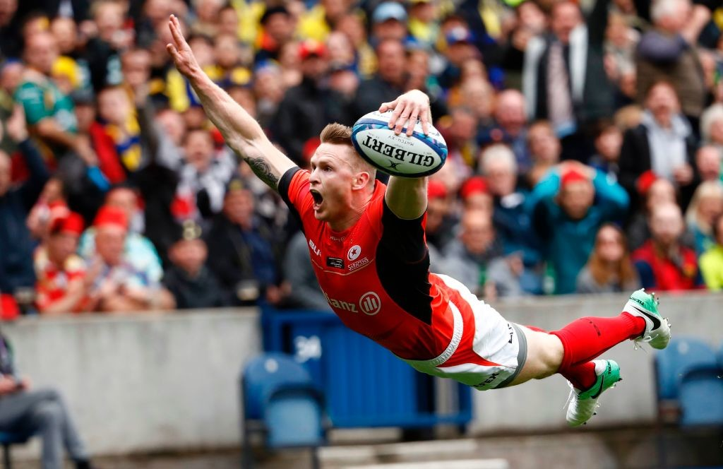 English winger Chris Ashton
