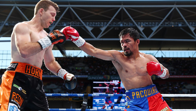 Pacquiao to face Lucas Mathysse in June