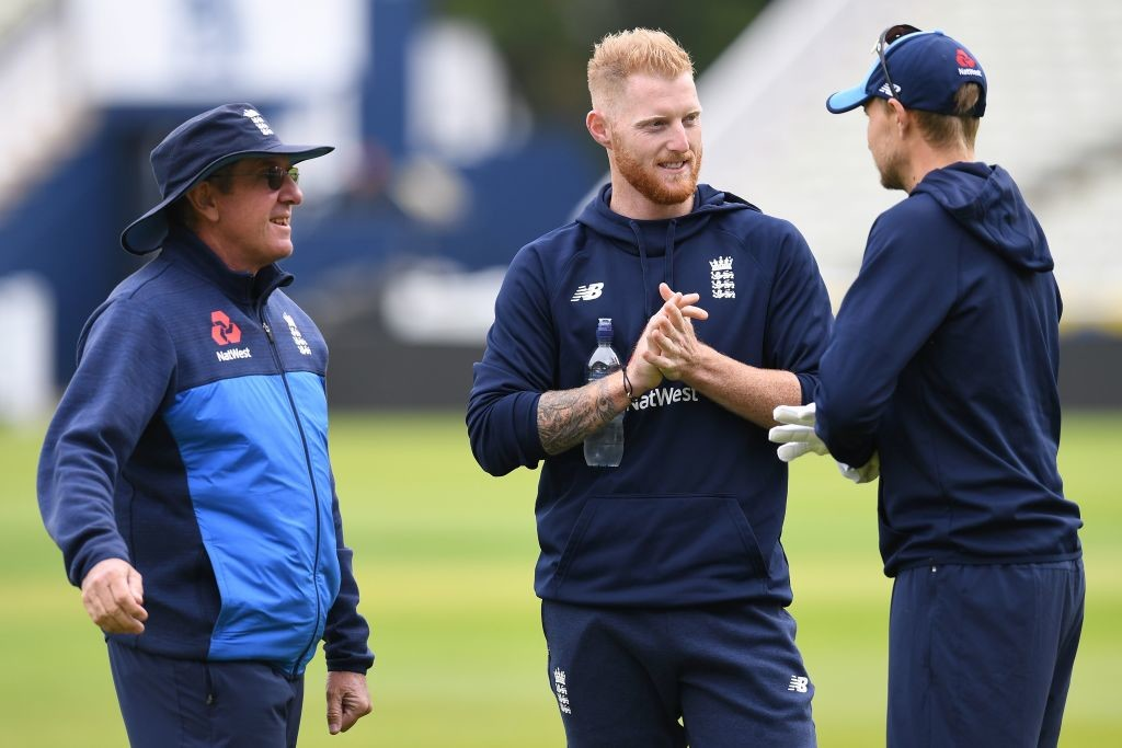 Bayliss is not surprised that Stokes form on return has been encouraging.