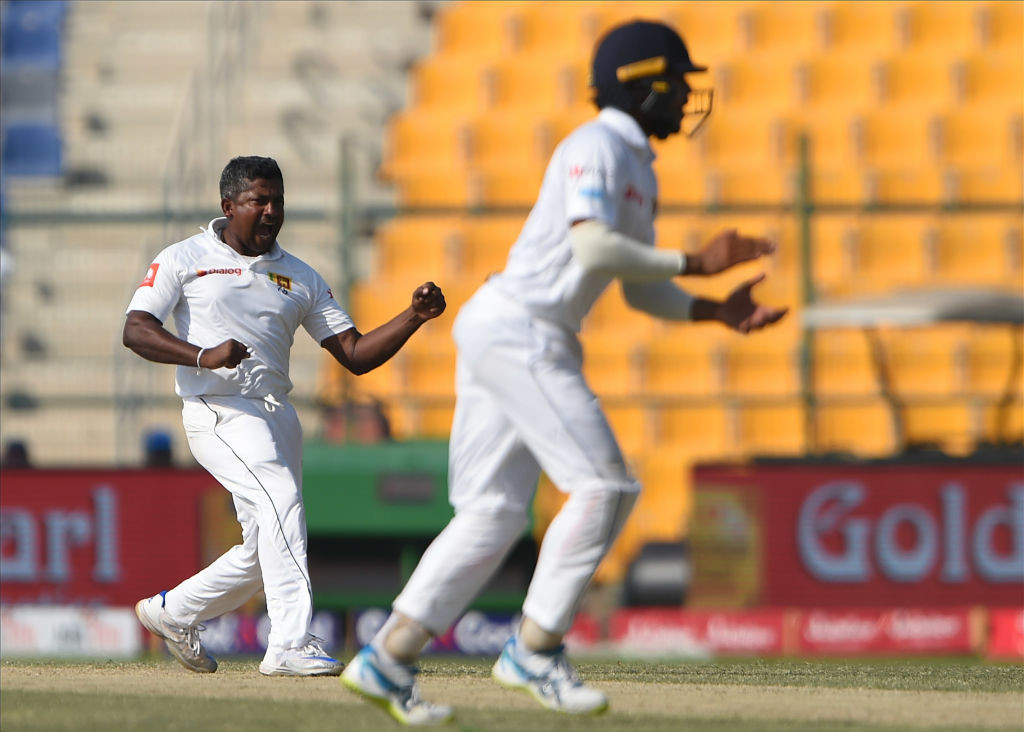 Herath is going strong even at 39 years of age.