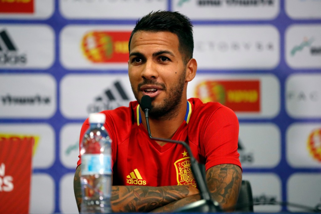 Jonathan Viera has had to park his Spain ambitions.