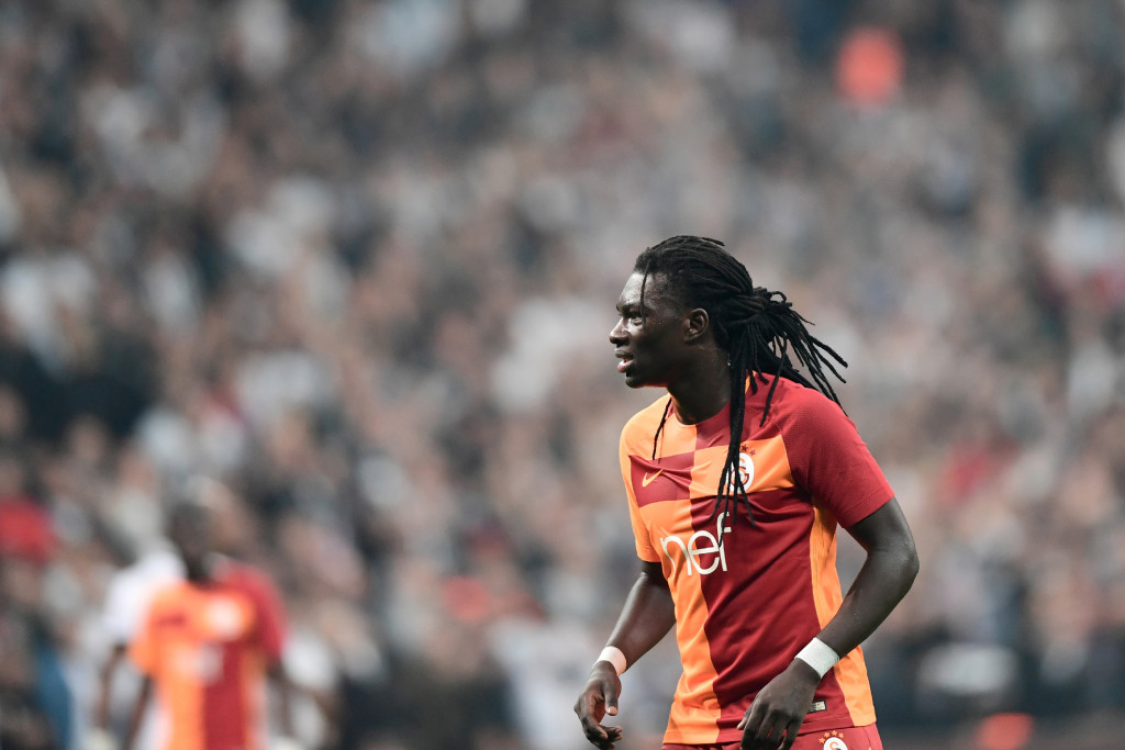 Galatasaray's Bafetimbi Gomis is the top goalscorer in Turkey right now.