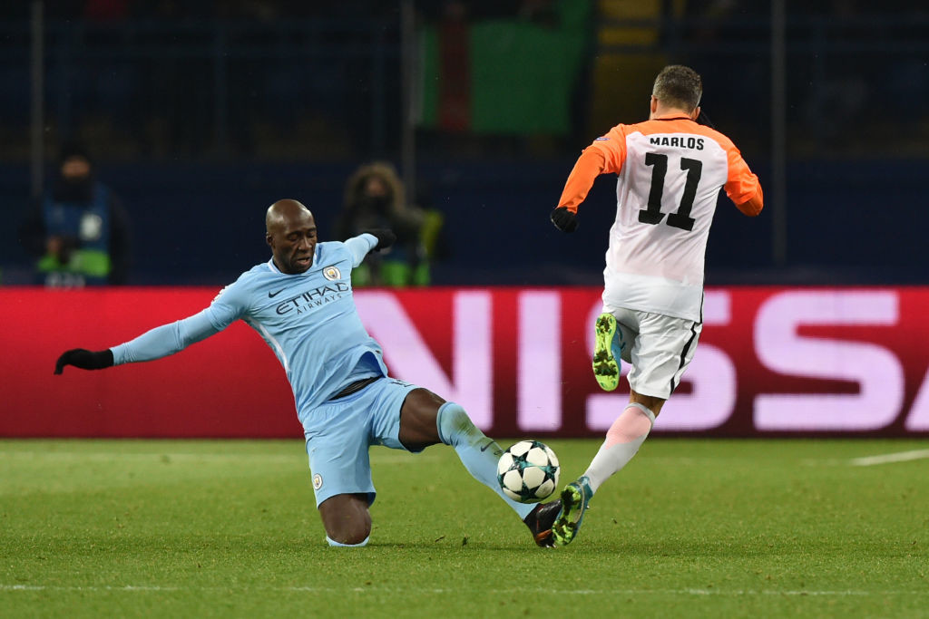 It will be a chance for Toure to get some minutes after cutting a peripheral figure.