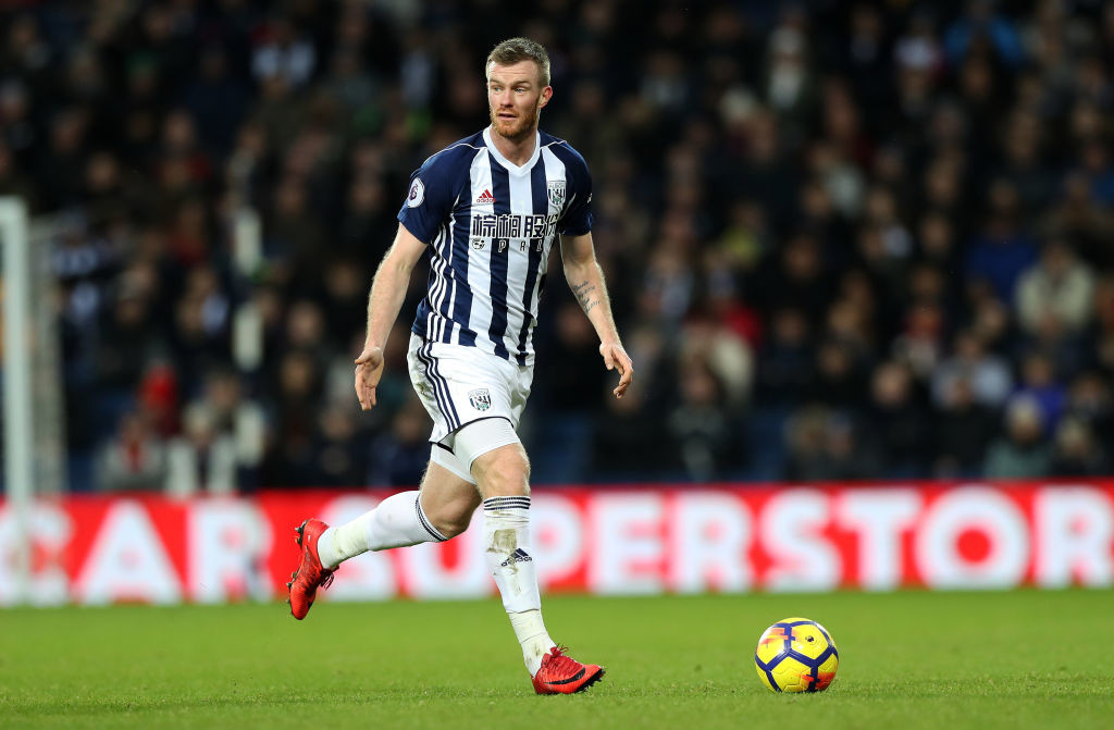 Pinpoint precision: Chris Brunt